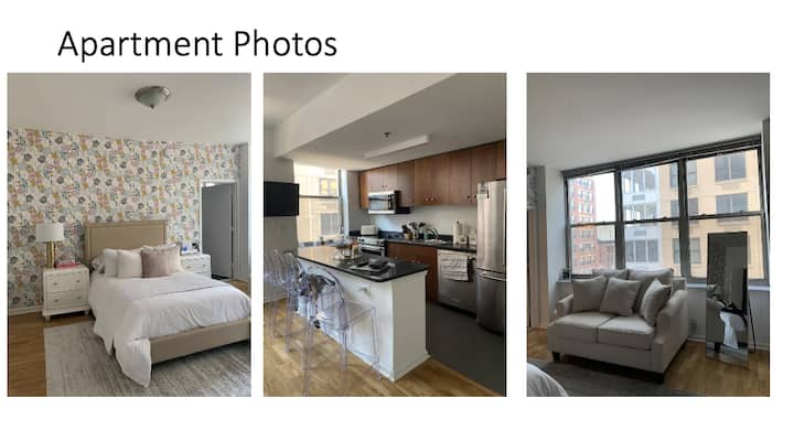 Studio Apartment - Hoboken, NJ
