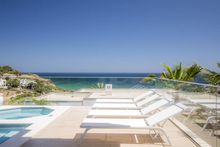 Beach View Luxury Villa