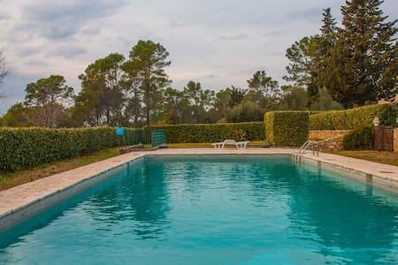 Lovely typical villa with pool - Lorgues - Villa
