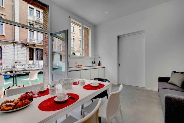 Terrace Luxury Loft, for 6 people