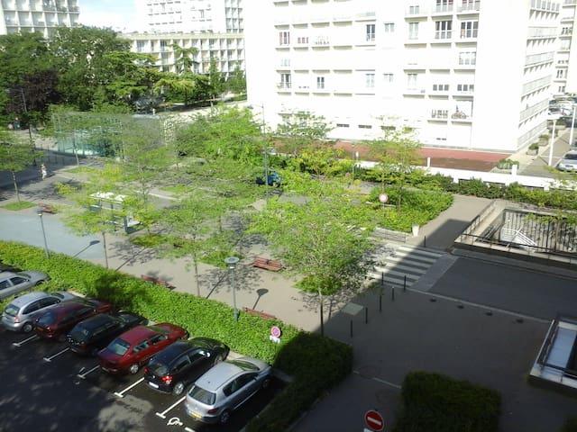 Location Rennes Chambre + cuisine + salle de bain - Rennes - Apartament