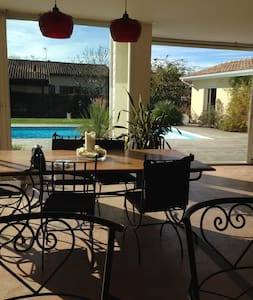 Ideal home for the holidays - Pessac - Hus