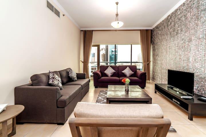 Newly Furnished 2BR Flat Next to Dubai Mall