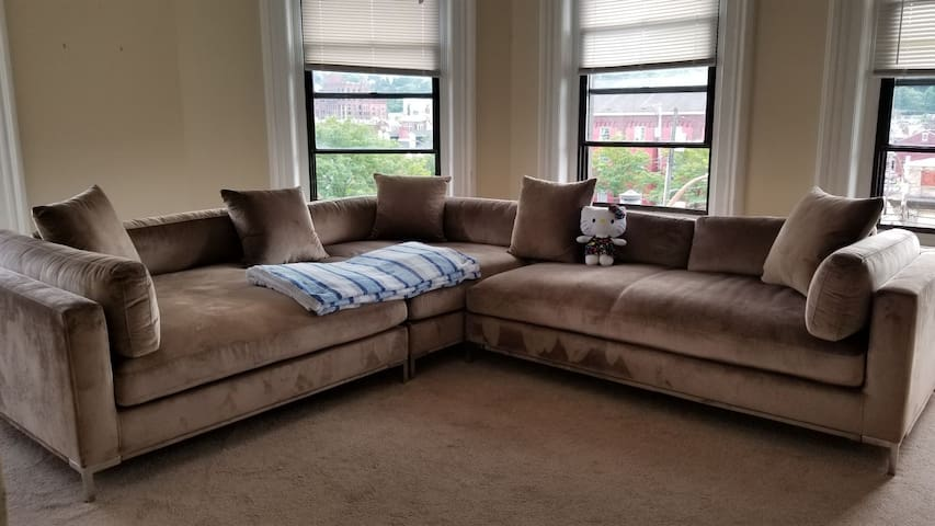 Southside Centrally Located Guest Bedroom