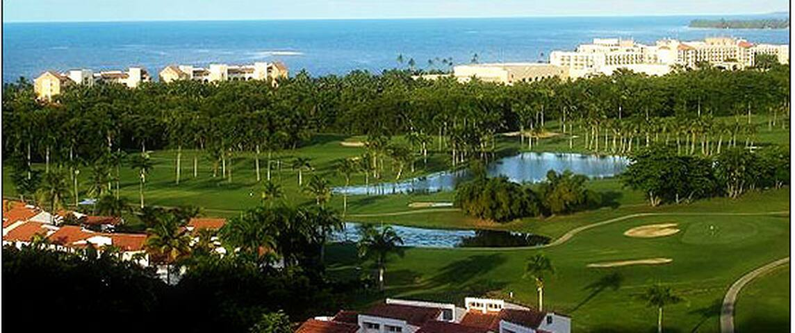 Villa las Brisas 1 @ Wyndham Rio Mar Resort Hotel