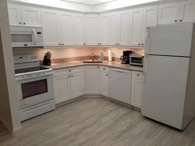 Beautifully renovated apartment - Boynton Beach - Daire