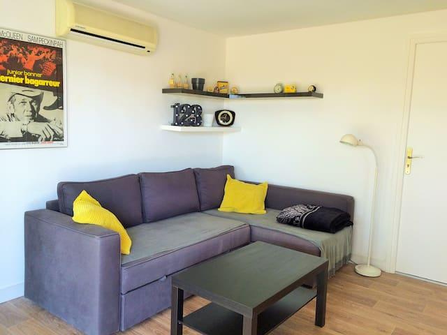 Canapé lit en 140 - Sofa bed