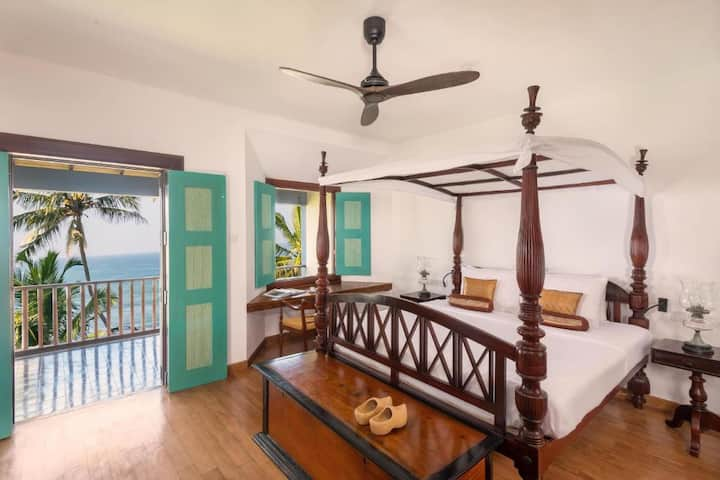 Breathtaking Suite Sea View At Galle