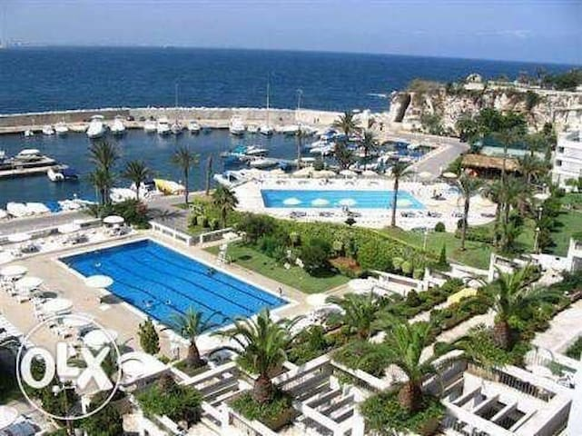 Studio for rent in a luxury resort (Aquamarina 2)
