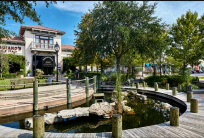 St. Johns Town Center is an upscale open air mall popular for its shopping and dining! Only a 4.2 mile drive.