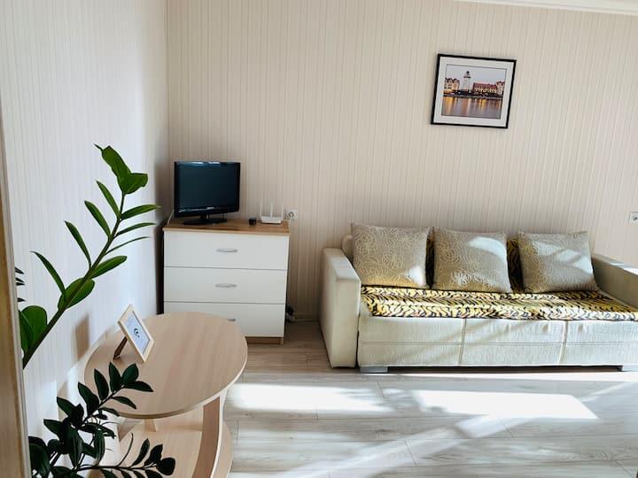 Квартира на Мариупольской