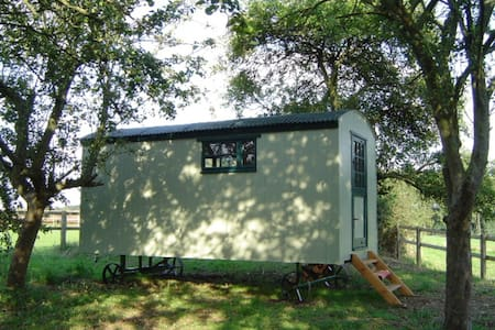 Orchard Shepherd Hut - Chipping Warden - 小屋