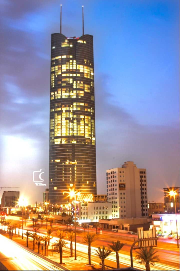 Luxury Apartment in Riyadh for yearly rent
