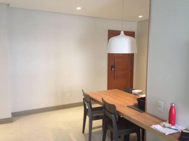 Apartamento moderno na Barra da Tijuca - Rio de Janeiro - Apartment