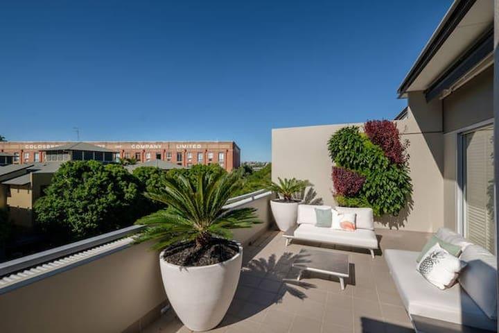Teneriffe Penthouse Oasis - Teneriffe - Apartment