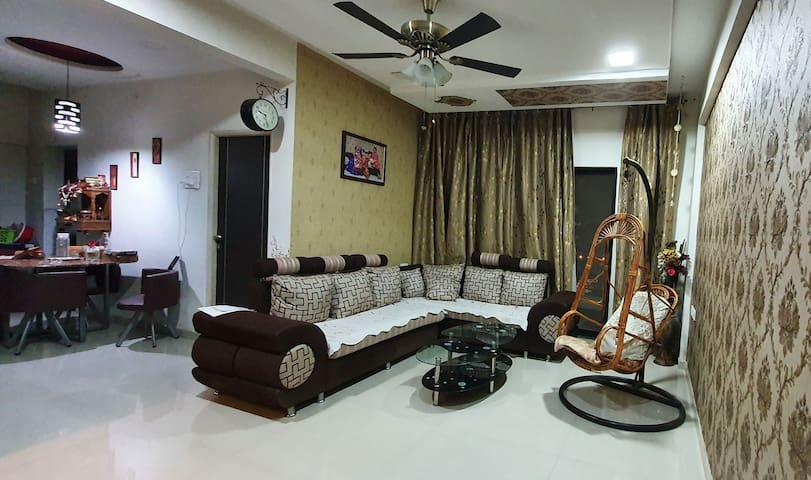 Cozy home stay, BnB Undri