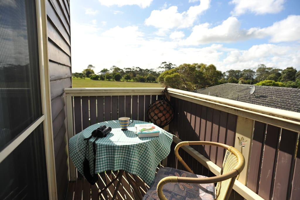 balcony for two     HYPOL TIME .
