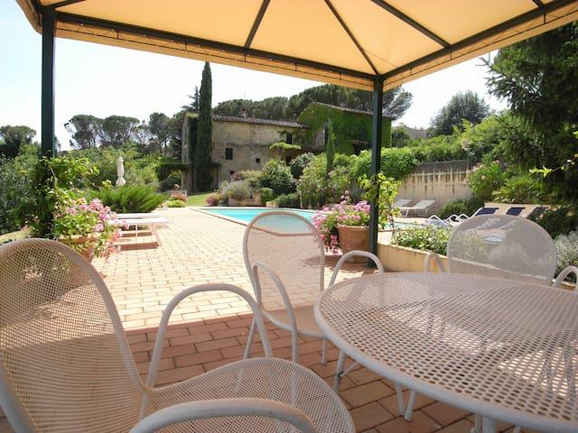 """San Gregorio""  Traditional Umbrian Country Villa - Perugia - Villa"