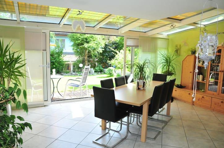 Familienhaus im Glarnerland - Zeit für dich!
