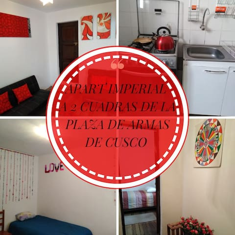 Beautiful aparment for 2/ lindo apartamento para 2