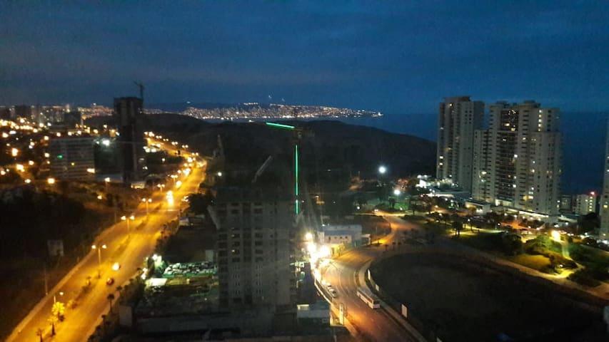 Vistas a Valparaíso