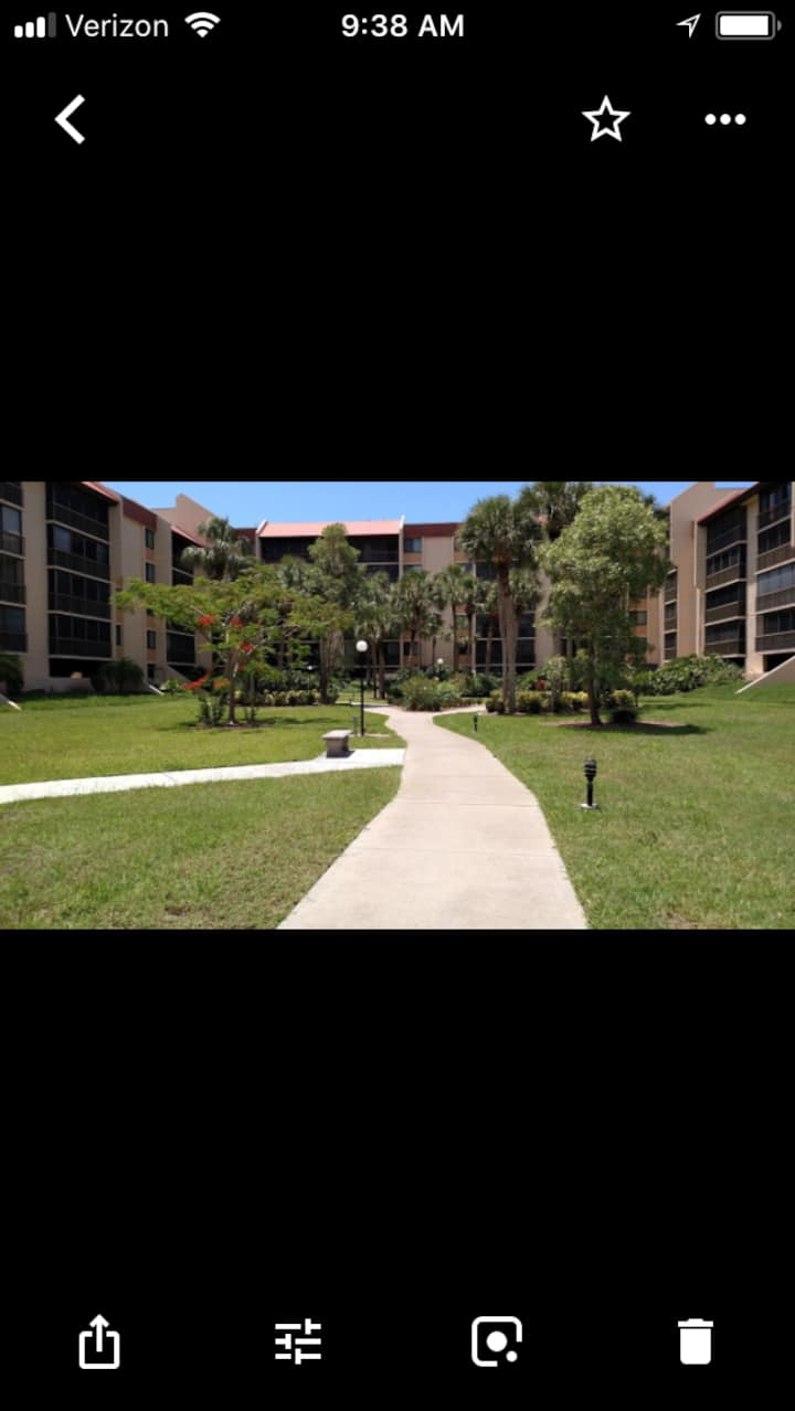 Seasonal rental 2Bedroom Condo Port Charlotte Fl