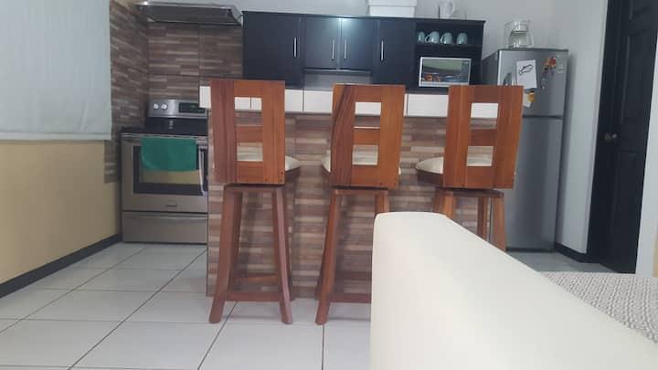 Apartamento completo en Condominio Residencial