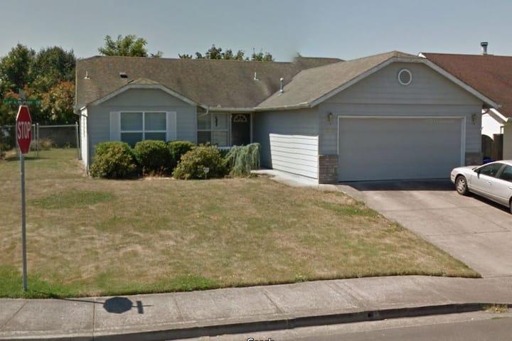 Full House in Residential Area