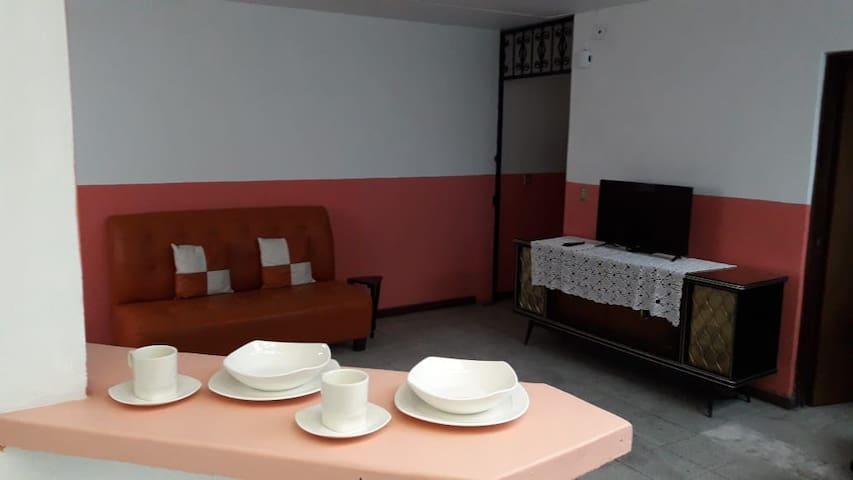 Casa Mexicana largas estancias