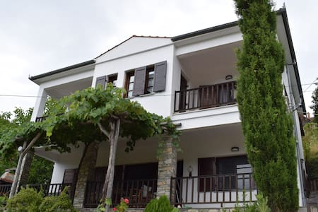 Aspasia's traditional guest house