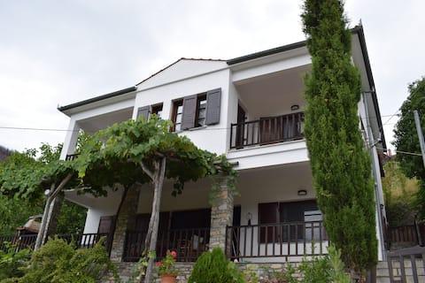Casa de huéspedes tradicional de Aspasia