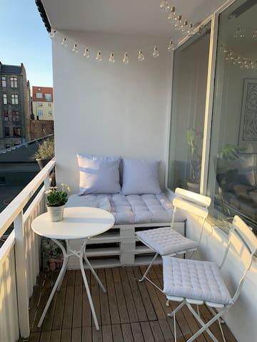 Summer apartment near centrum