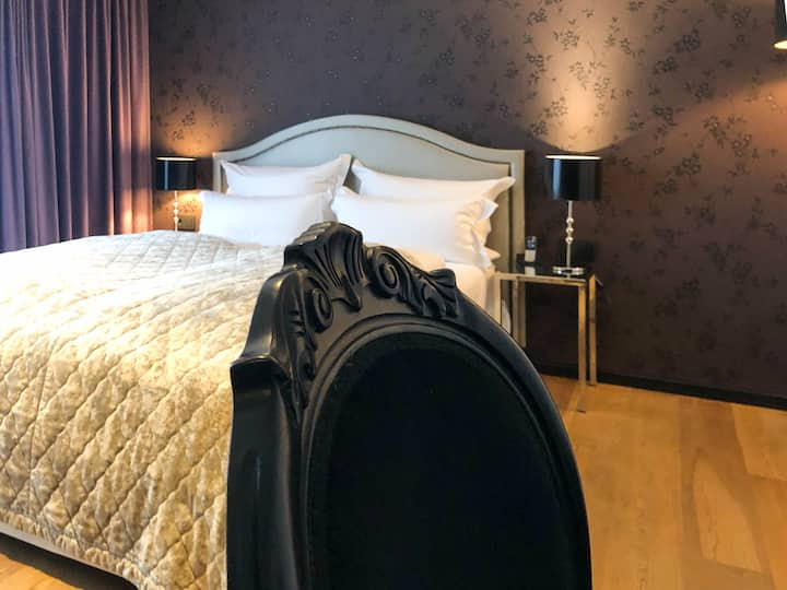 Double Room in Design Boutique Hotel la maison