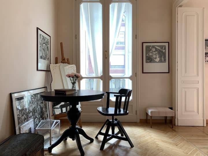 Charming apartment in the historic centre of Turin