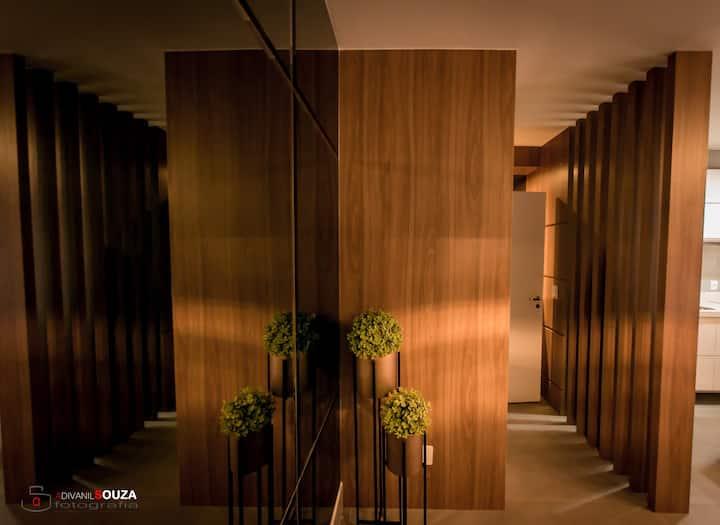 Lindo Apartamento de Luxo em Bauru
