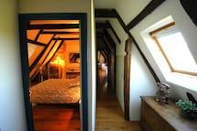 Slaapkamer 2 (bed 160x200)