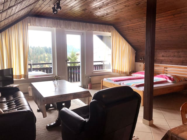Lovely apartment for 2 persons in Bled