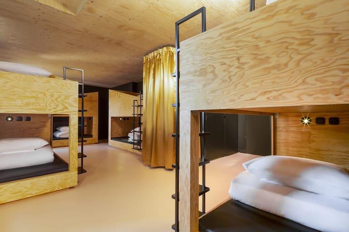 Bunk Bed - 8 Beds Mixed Dorm