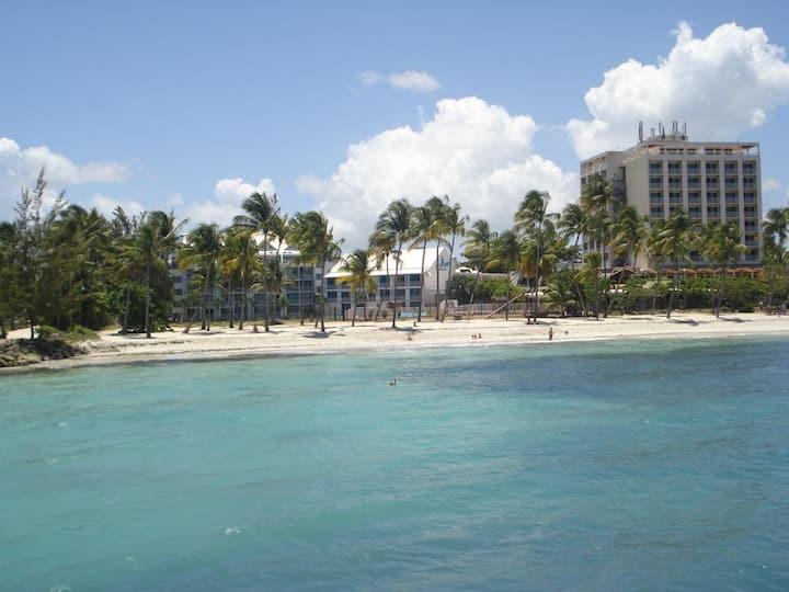 Alizés, Duplex T2 sur plage