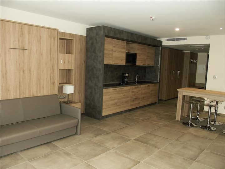 Apartment with 2 bedroom for 6 people