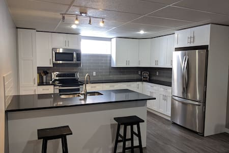 Private and Spacious 3 Bedroom Basement Suite