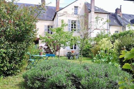 La Tannerie, Suite 85m² La Chartre sur le Loir - La Chartre-sur-le-Loir - House