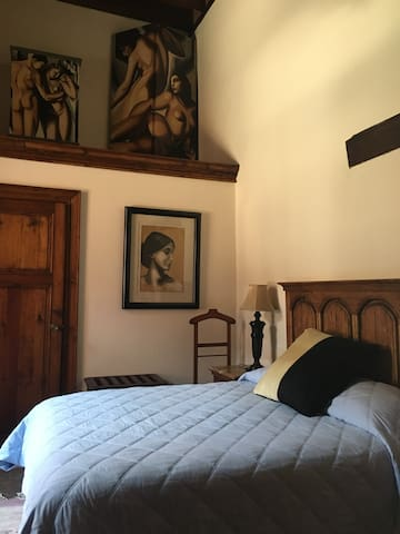 Bonita Habitación en Casa Eugenia
