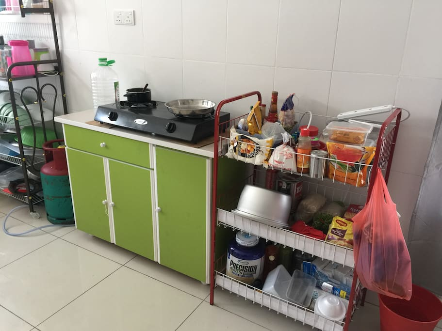 shared: kitchen