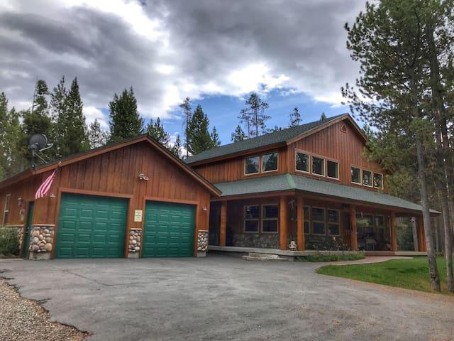 Mountain Life Cabin- 20 Miles to Yellowstone