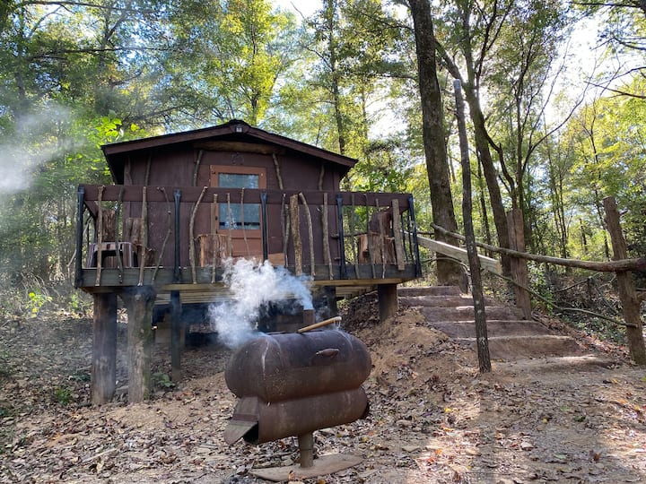 Seclusion - Campers Cabin *New Listing