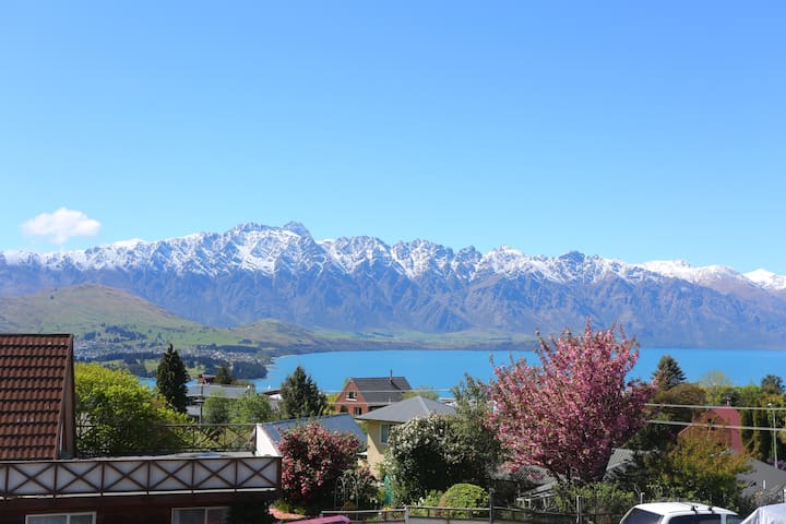 Awesome view - Queenstown - Casa