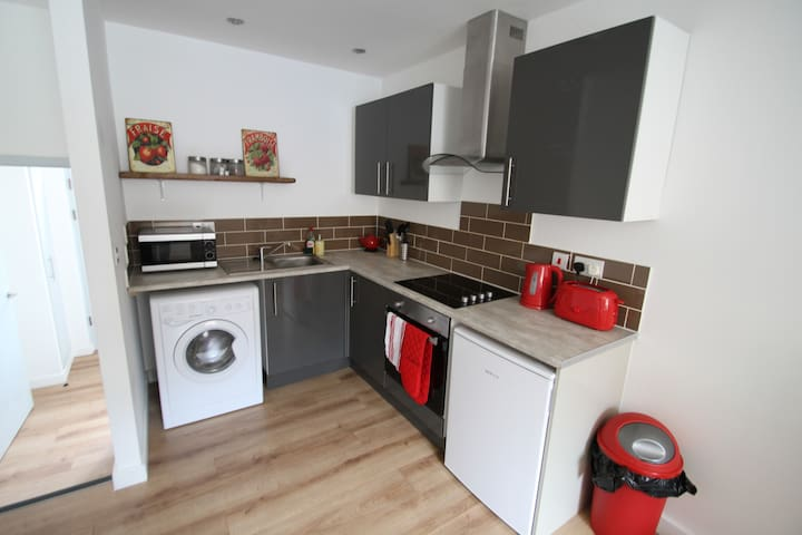 The Hyde Apartment - Leicester - Apartament