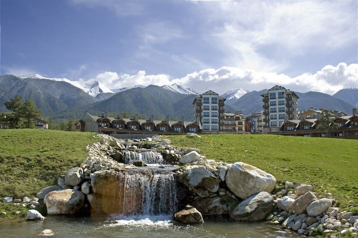 1-bedroom Apartment in Pirin Golf & Country - Razlog - Departamento