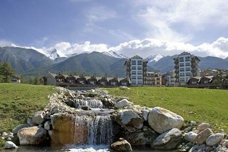 1-bedroom Apartment in Pirin Golf & Country - Razlog